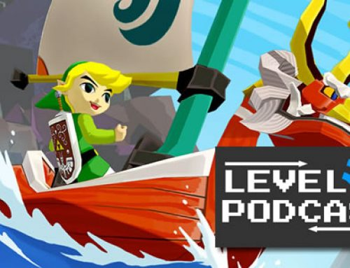 Level 7 Podcast – 32: Nintendo's Big Ass News Conference